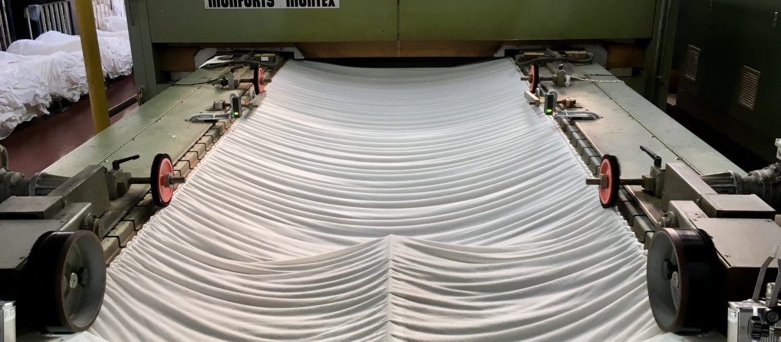 Rameuse machine